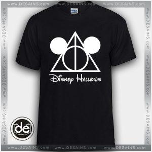 Buy Tshirt Mickey Mouse Harry Potter Deathly Hallows Tshirt Womens Tshirt Mens