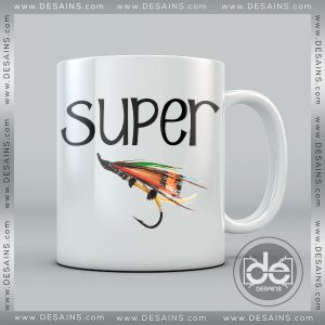 Buy Mug Fisherman Fly Fishing Custom Coffee Mug, Ceramic Mug Gift