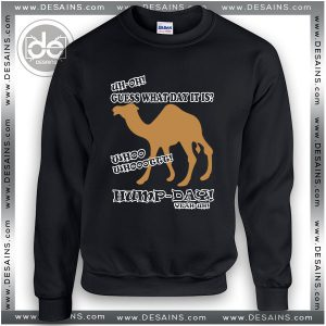 Buy Sweatshirt Hump Day Camel uh oh Sweater Womens and Sweater Mens