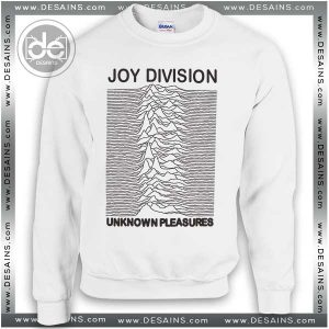 Buy Sweatshirt Joy Division Unknown Pleasures Sweater Womens and Sweater Mens