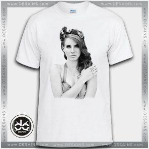 Buy Tshirt Lana del rey Sexy Bad Mood Tshirt Print Womens Mens Size S-3XL