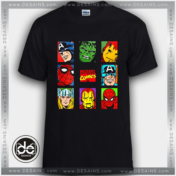 Deadpool Marvel Comics Graphic Kids Youth Boys T-Shirt All Season Tops Superhero