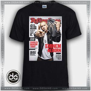 Buy Tshirt Eminem Reborn Inside Tshirt Print Womens Mens Size S-3X