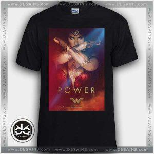 Buy Tshirt Wonder Woman (2017) Movie Tshirt Print Womens Mens Size S-3XL