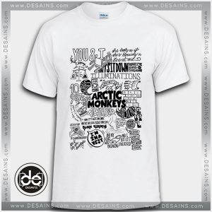 Buy Tshirt Arctic Monkeys Suck It And See Tshirt Womens Tshirt Mens Tees Size S-3XL