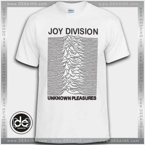 Buy Tshirt Unknown Pleasures Joy Division Tshirt Print Womens Mens Size S-3XL