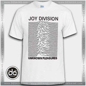 Buy Tshirt Unknown Pleasures Joy Division Tshirt Print Womens Mens Size S-3XL