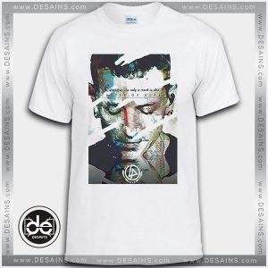 Best Tee Shirt Chester Bennington tmus16 Custom T-Shirt Review