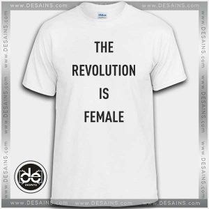 Best Tee Shirt Dress Feminism The Revolution is Female Review