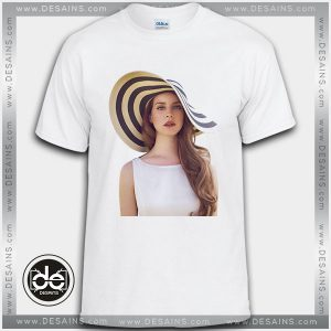 Best Tee Shirt Dress Lana Del Rey Custom T-Shirt Review