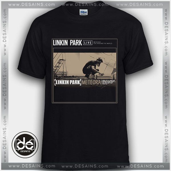 Best Tee Shirt Dress Linkin Park Meteora Tshirt Review