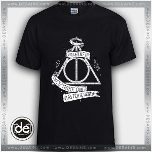 Best Tee Shirt Harry Potter Deathly Hallows Symbol Review
