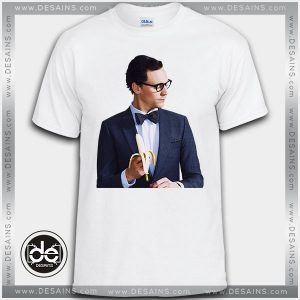 Cheap Tee Shirt Tom Hiddleston Banana Custom Tshirt