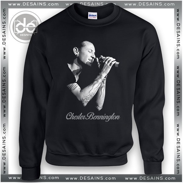 04c0c73e ... Linkin Park T Shirt, Charcoal; Chester Bennington ...