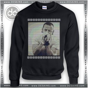 Best Ugly Christmas Shirt Chester Bennington Screams Sweater Review