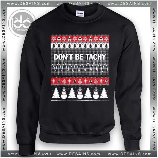 best ugly christmas sweater nurse dont be tachy review - The Best Ugly Christmas Sweaters