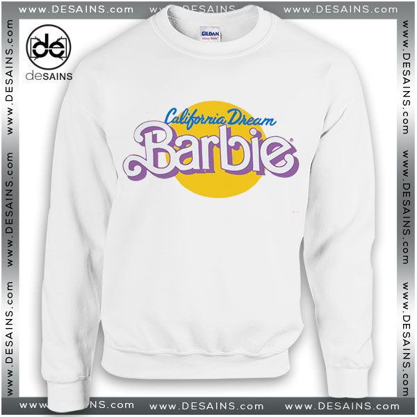07b4d519642b Cheap-Graphic-Sweatshirt-California-Dream-Barbie-On-Sale.jpg