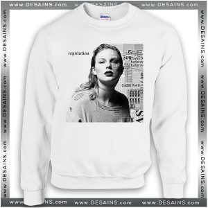 Cheap Graphic Sweatshirt Taylor Swift Look What You Made Me Do