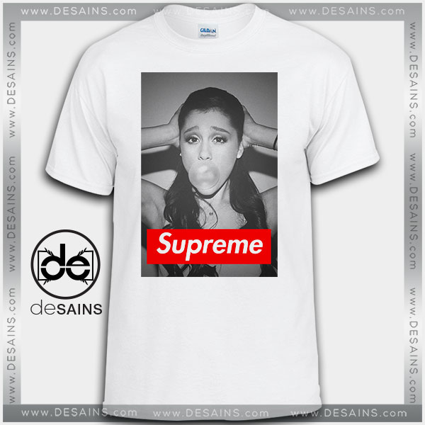 0786b5c03 Cheap Graphic Tee Shirts Ariana Grande Supreme On Sale
