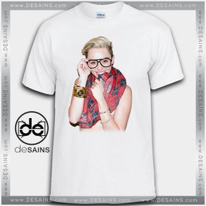 Cheap Graphic Tee Shirts Miley Cyrus Hot Tshirt On Sale