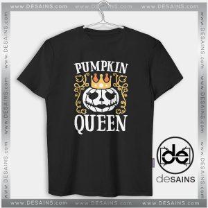 Cheap Graphic Tee Shirts Pumpkin Queen Halloween On Sale
