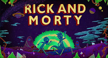 Rick and Morty Tee Shirt Desains Store