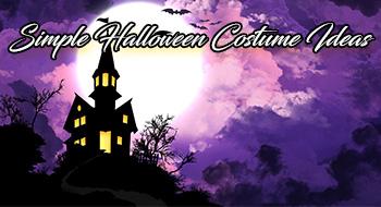 Simple Halloween Costume Ideas Desains Store