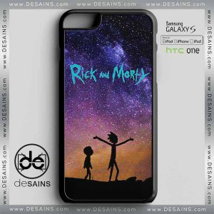 Best Phone Cases Rick and Morty Sky Cover Iphone Samsung