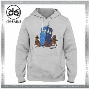 Cheap Graphic Hoodie Found Some Spare Parts Tardis Dr Who