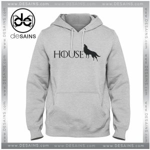 Cheap Graphic Hoodie Game of Thrones Stark Symbol