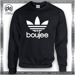 Cheap Graphic Sweatshirt Boujee Apparel Logo Sweater Unisex