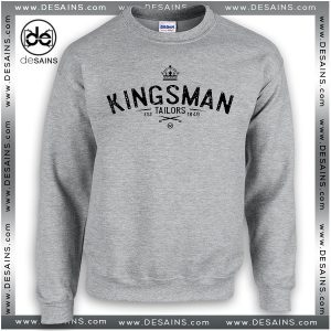 Cheap Graphic Sweatshirt Kingsman Tailor Crewneck on Sale
