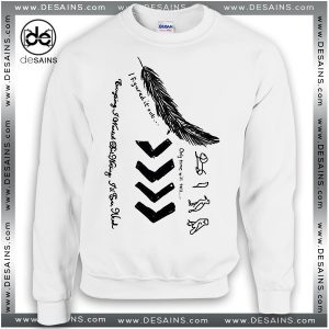 Cheap Graphic Sweatshirt Liam Payne Tattoos Sweaters on Sale