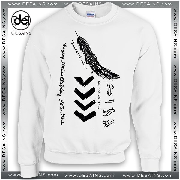 c53eb34a8bb1 Cheap Graphic Sweatshirt Liam Payne Tattoos Sweaters on Sale