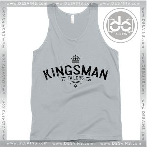 Cheap Graphic Tank Top Kingsman Tailors Tank Top Unisex