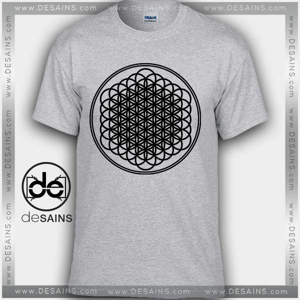 Cheap Graphic Tee Shirts Bring Me The Horizon Sempiternal