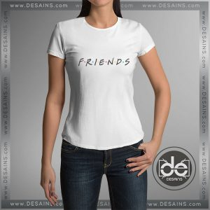 Cheap Graphic Tee Shirts Friends Logo Tshirt on Sale