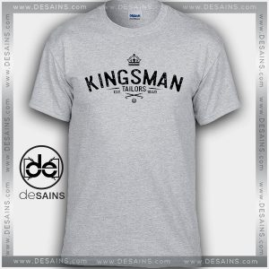 Cheap Graphic Tee Shirts Kingsman Tailor Tshirt on Sale