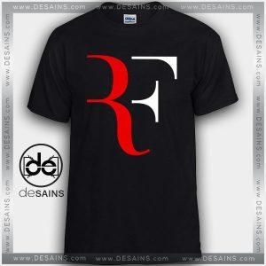 Cheap Graphic Tee Shirts Roger Federer RF Tshirt On Sale