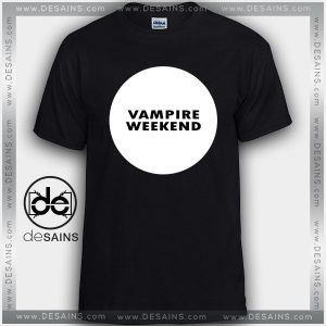 Cheap Graphic Tee Shirts Vampire Weekend Logo Tshirt on Sale