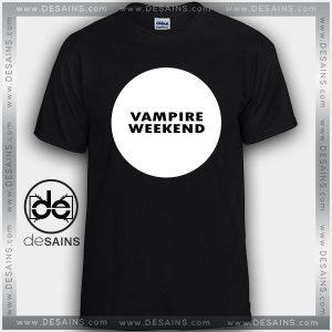 Cheap Graphic Tee Shirts Vampire Weekend Logo Tshirt on Sale