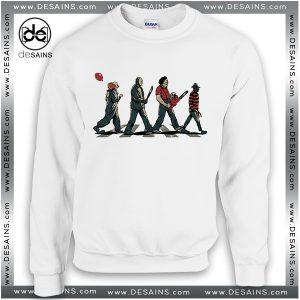 Simple Halloween Costume Ideas Sweatshirt Abbey Road Horror