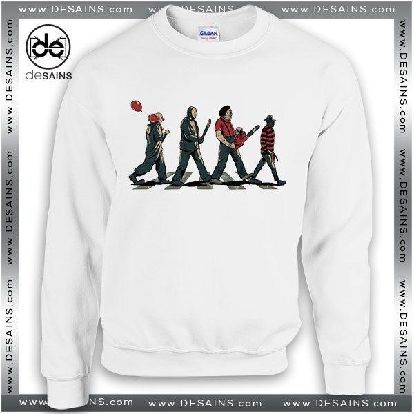 Halloween Shirt Ideas.Simple Halloween Costume Ideas Sweatshirt Abbey Road Horror
