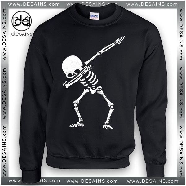 Halloween Shirt Ideas.Simple Halloween Costume Ideas Sweatshirt Dabbing Skull Funny