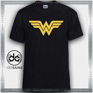 Best Graphic Tee Shirts Wonder Woman logo Tshirt Review