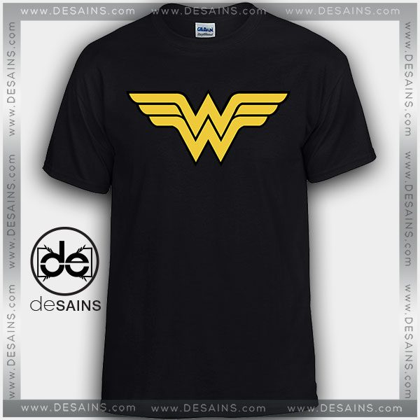 Best Graphic Tee Shirts Wonder Woman logo Tshirt Review