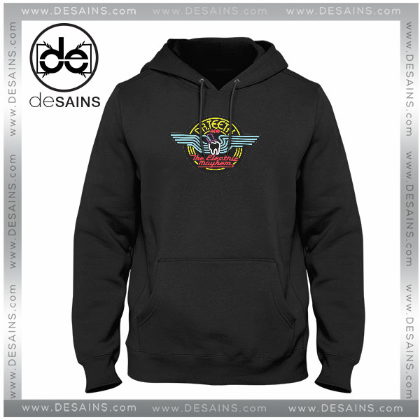 Cheap Graphic Hoodie Dr Teeth and the Electric Mayhem Logo