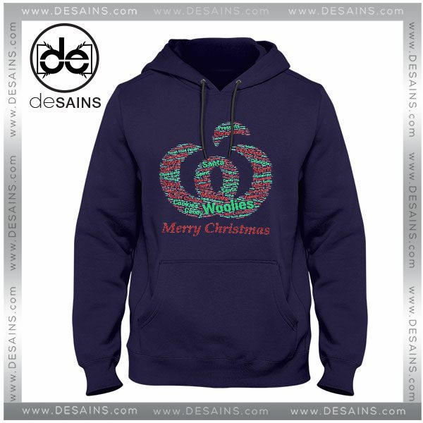 Cheap Graphic Hoodie Woolies Merry Christmas on Sale