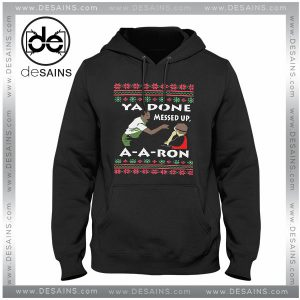 Cheap Graphic Hoodie You Done Messed Up A Aron Key and Peele