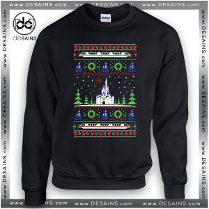 Cheap Graphic Sweatshirt Disney Ugly Christmas Sweater Size S-3XL